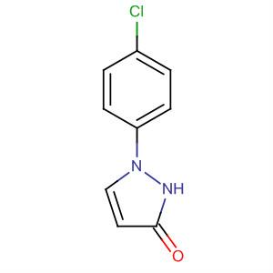 1-(4-chlorophenyl)-3-hydroxy-1-h-pyrazole