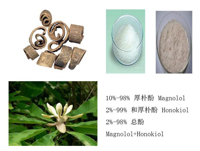 Magnolol + Honokiol
