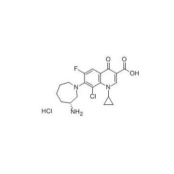 Besifloxacin hydrochloride CAS NO.:405165-61-9