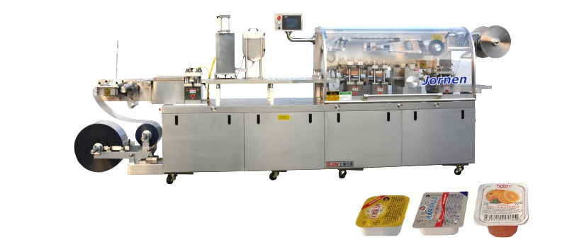 Thermoformer DPP260 (for cheese, jam, butter.)