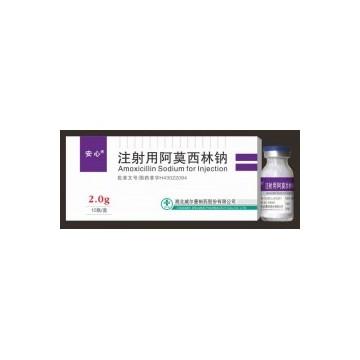 Amoxicillin Sodium for Injection