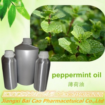 100% pure natural peppermint oil, mint oil, mentha oil price in bulk