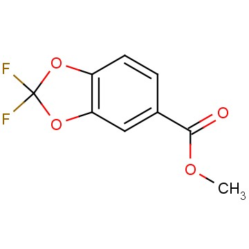 Methyl 2,2-difluorobenzo[d][1,3]dioxole-5-carboxylate