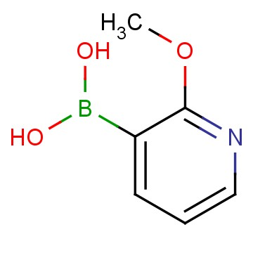 2-methoxy-3-pyridineboronic acid