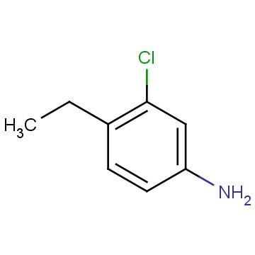 3-Chloro-4-ethylaniline
