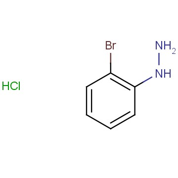 2-bromophenylhydrazine hydrochloride