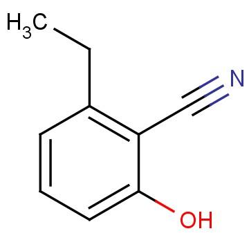 2-Ethyl-6-hydroxybenzonitrile