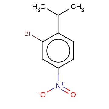 3-Bromo-4-isopropylnitrobenzene