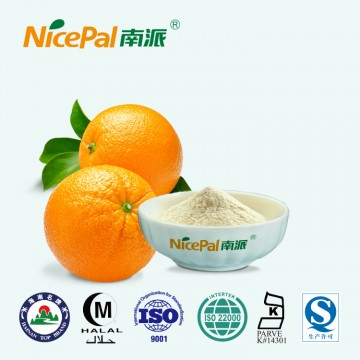 Halal/Kosher/ISO Certified Dried Fresh Orange Fruit Juice Powder for Juice Drink/Beverage Food