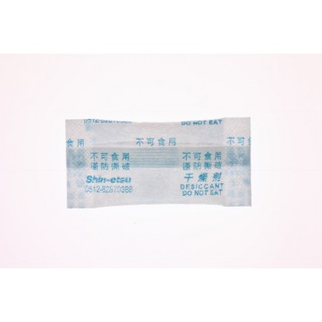 Desiccant use Japanese Paper