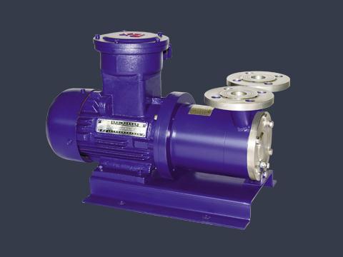 CWB magnetic vortex pumpCWB magnetic vortex pump