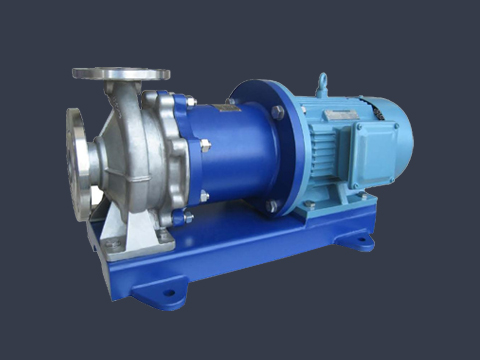 IMC continuous load stainless steel magnetic pump