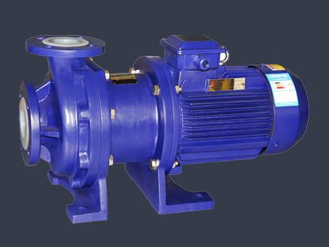 IMC Series lined magnetic drive pumps