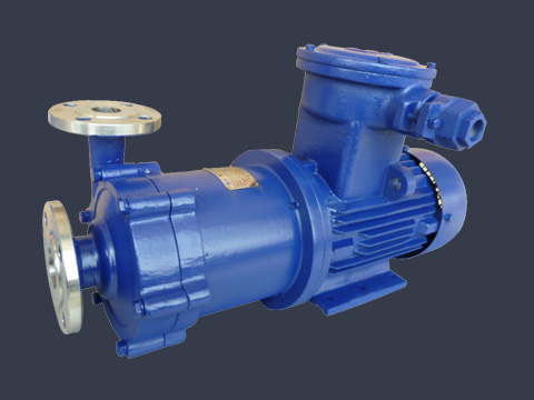 CQ magnetic stainless steel explosion-proof pumps