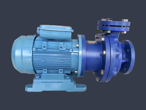 IMC continuous load fluorine magnetic pump