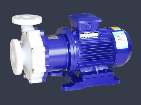 IMC-F fluorine plastic magnetic pump