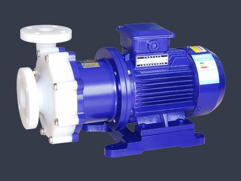 CQ fluorine plastic magnetic pump