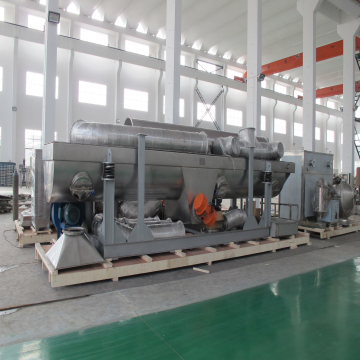 Magnesium Sulfate Monohydrate Rectilizer Vibrating Fluidizing Dryer