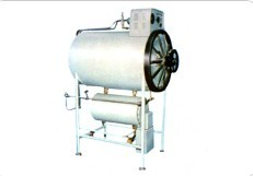 Horizontal Round Pressure Steam Sterilizer