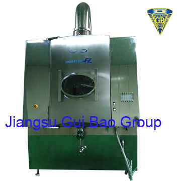 Model HC-FZ130 High-efficiency Coating machine