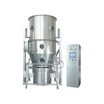 Fluid Bed Dryer Machine in Chemical Granule