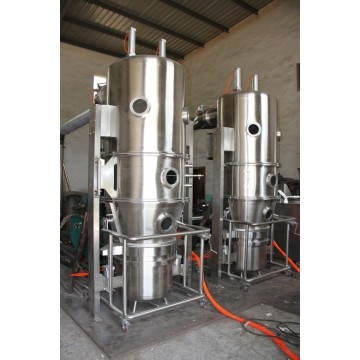 Agaragar Fluidizing Drying Machine in Foodstuff