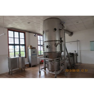 FL Multifunctional Fluidizing Granulating Drying Machine