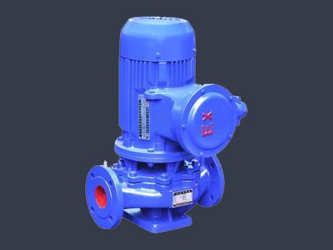 YG -type pipeline pump