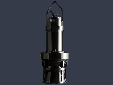 QZ submersible axial flow pump
