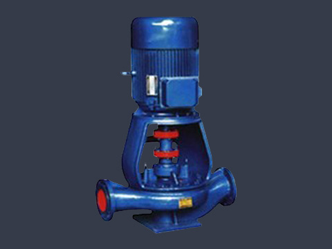 ISGB type vertical pipeline centrifugal pump will be demolished