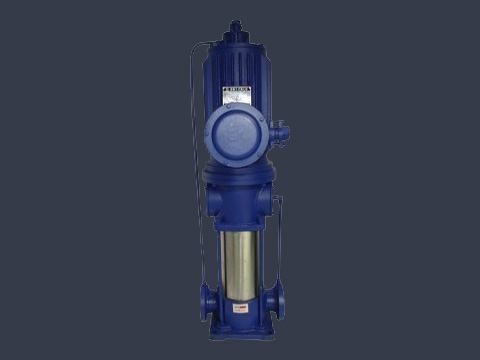 PBGDL multistage canned motor pump
