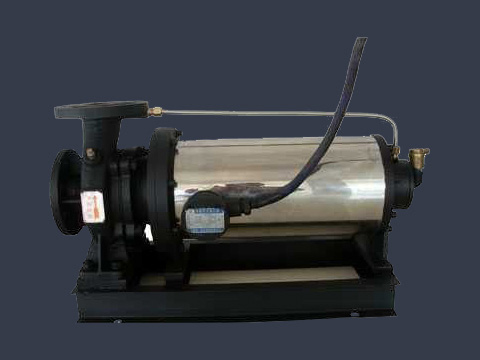 PBWH stainless steel horizontal shield pump