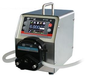 BT100F Intelligent Dispensing Peristaltic Pump