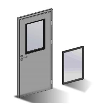 MAX-CR door and window series