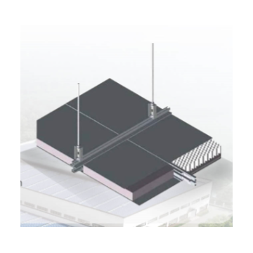 MAX-CC-A aluminum alloy dark keel system