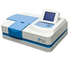 UV-1601 Split-beam UV/VIS Spectrophotometer