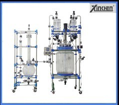 XC-200L double glass reactor