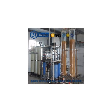 Ion Exchange Equipment / Ion Exchanger / Ion exchange Column