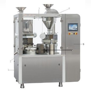 NJP-3000D Automatic High Precision Capsule Filling Machine