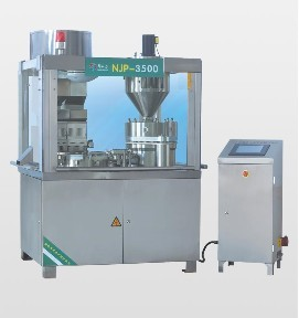 NJP3500/3300 series Automatic Capsule Filling Machine