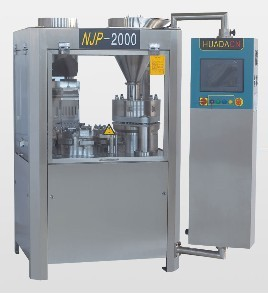 NJP2000/1800/1500 series Fully Automatic Capsule Filling Machine
