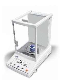 FA Series   ANALYTICAL BALANCE  Magnet sensor (0.1mg)