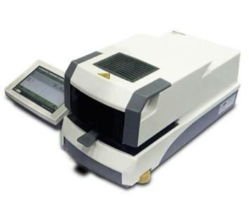 XY-MS  Automatic Moisture Analyzer  Touch Panel