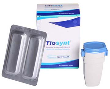 Tiotropium Bromide Inhalation Powder