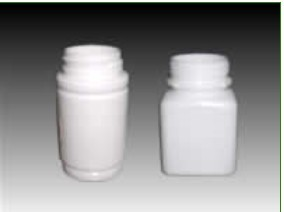 Medicinal plastic bottles (60ml)