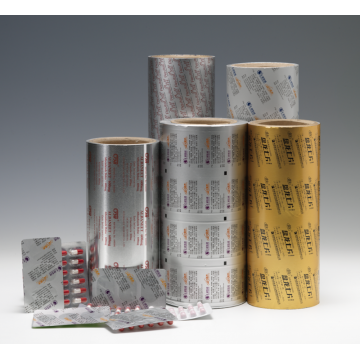 Alu Foil for Pharmaceutical Use