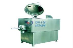 GHL high-speed mixing granulator