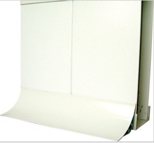 rock wool color compound board