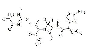 Ceftriaxone Sodium Crode
