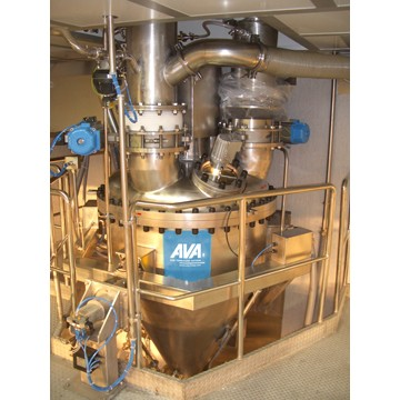 AVA API Dryer HVW-VT